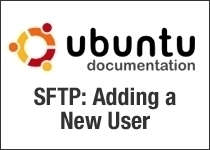 Adding a User to Ubuntu