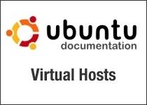 Setting up Virtual Hosts on Ubuntu